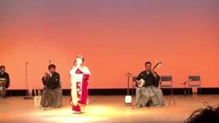 岸千恵子 - 秋田大黒舞