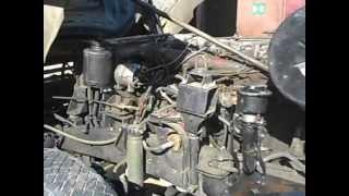 видео: КАМАЗ с двигателем RENAULT!!!!!!!Смотрите какой зверь!!!!!
