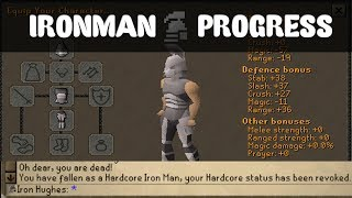 OSRS | Ironman - Oh dear, you are dead! (Karma...)