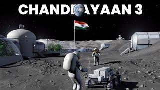 जाने कैसा होगा ISRO का Chandrayaan 3 mission    Isro chandrayaan 3 Moon Mission information Hindi