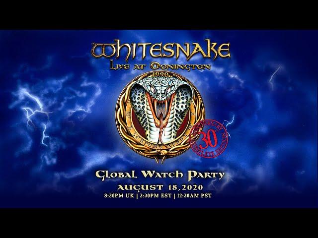 Whitesnake - Live At Donington 1990 (Full Concert)