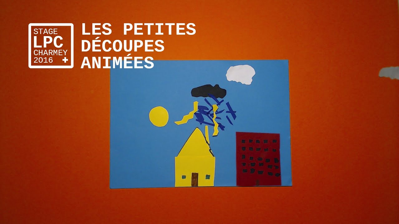 Les Petites Decoupes les petites découpes animées - episode 19/28 (stage lpc charmey 2016