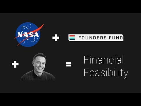 SpaceX Colonizing Mars, Is it Financially Possible? Ep1.