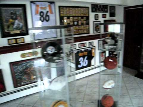 Ultimate Football Sports MAN CAVE YouTube