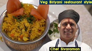 """Veg Biriyani Restaurant Style-Chennai Srilalitha Veg Restaurant"""""""
