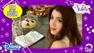 Violetta  1. Sezon 1. Bölüm - TAM BÖLÜM 🚀  Disney Channel Türkiye