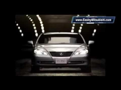 Lexus ES-350 @ Easley Mitsubishi - YouTube