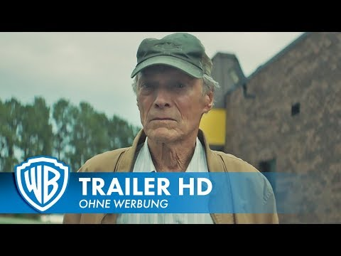 THE MULE - Trailer #1 Deutsch HD German (2019)