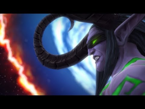 Tomb of Sargeras In-game Cinematic Finale