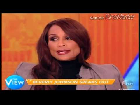 Beverly Johnson on the View on Bill Cosby