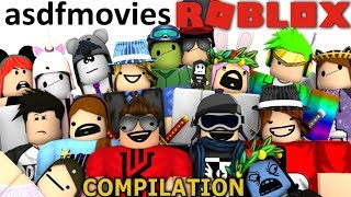 asdfmovies ROBLOX Compilation [ObliviousHD Contest - 4TH PLACE!] 500k