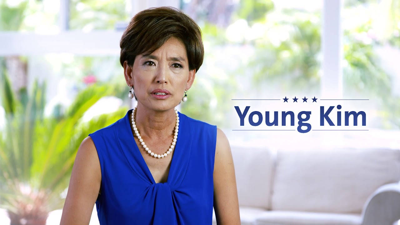 Young Kim for Congress   My Community - YouTube