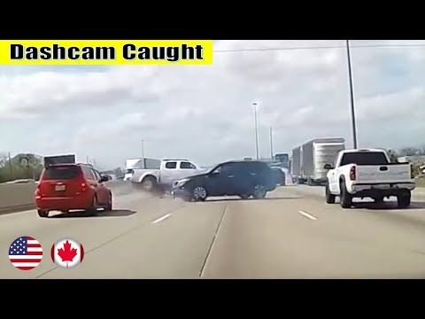 Ultimate North American Cars Driving Fails Compilation - 230 [Dash Cam Caught Video]