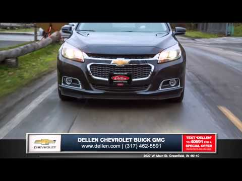 2015 Chevrolet Malibu Safety Review in Greenfield, IN