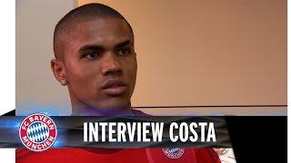 Neuzugang Douglas Costa über seinen Wechsel