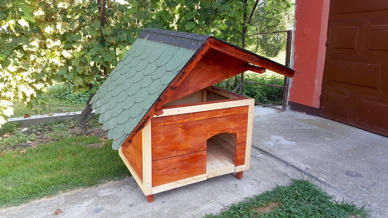 U Tube Dog House