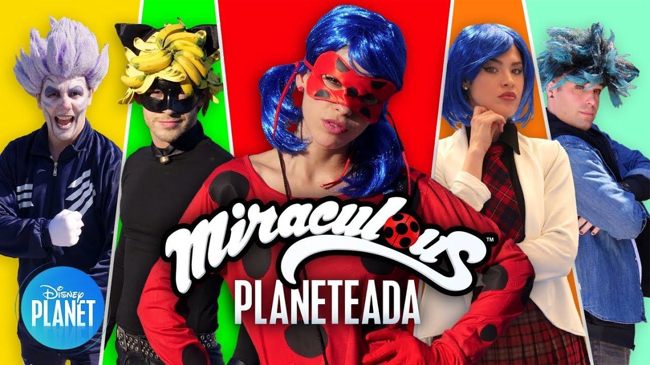 ¡MIRACULOUS Planeteada! | Disney Planet