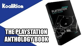 PlayStation Anthology Geeks Line Book Unboxing & Impressions - The Koalition