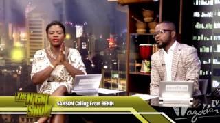 THE NIGHT SHOW - Religion, Faith Or Madness (Pt.1)   Wazobia TV