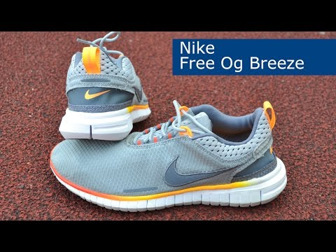 purchase cheap 95ae9 f761f Кроссовки Nike Free Og Breeze - YouTube