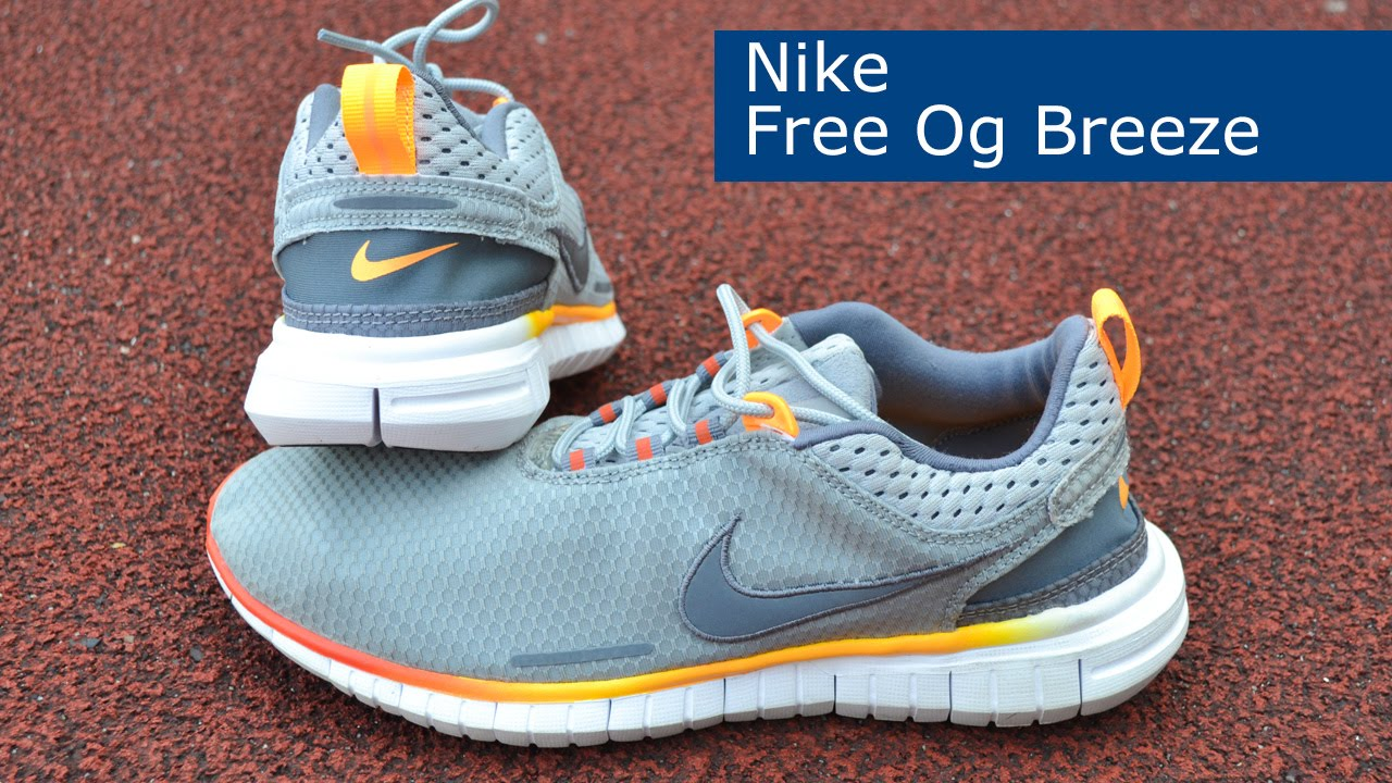 ad7978d7dd41 Кроссовки Nike Free Og Breeze - YouTube