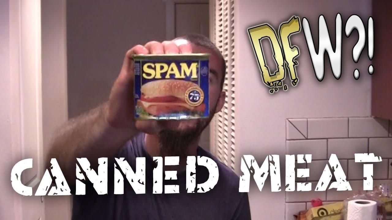 Deep Fried Canned Meat
