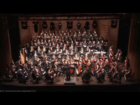 """TU-Orchester Wien  - Brahms """"Ein deutsches Requiem"""" live im MUTH"""