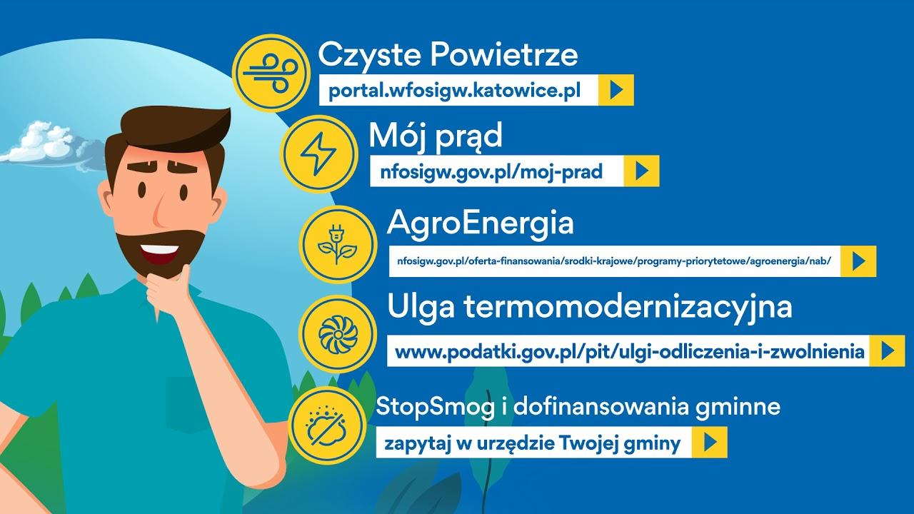 """Kampania """"ROBIMY POZYTYWNĄ ATMOSFERĘ"""" - Śląskie walczy ze smogiem"""