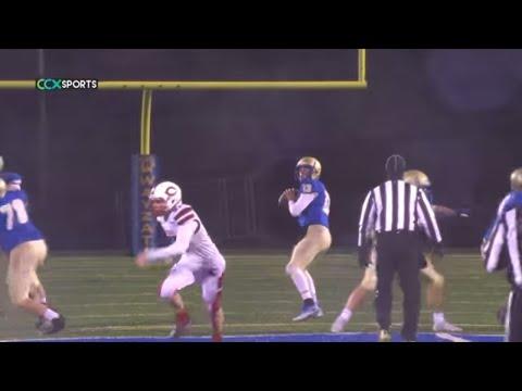Centennial vs. Wayzata Class 6A Section High School Football