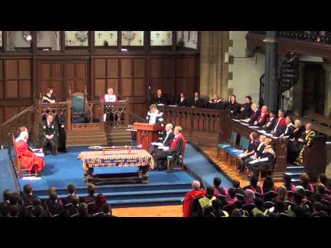 Glasgow University PhD Graduation 27/06/2012