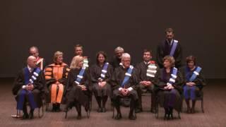 Collation des grades de l'École des sciences de la gestion (1)
