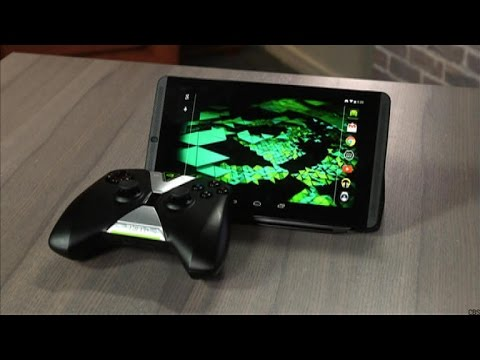 Nvidia Shield Tablet: best tablet for gamers?