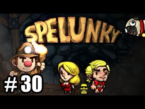 Juguemos Spelunky Ep. 30 - ¡Nos vamos al Infierno!