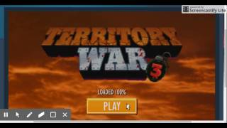 Territory war 3 #1