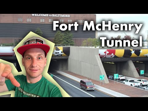 Fort McHenry Tunnel - Baltimore, MD