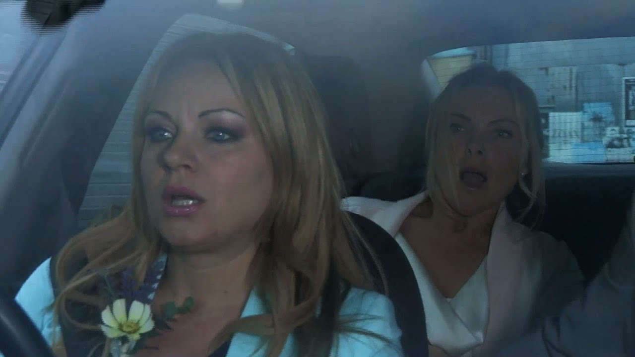 SPOILERS* Roxy loses control - EastEnders: New Year's Day 2015 - BBC ...