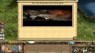 Repeat youtube video Third Age Total War - Dale Destroys the Ring