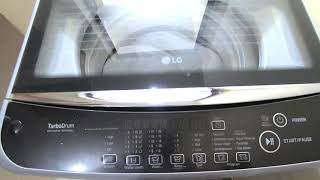 LG 7.0 kg Fully-Automatic Top Loading Washing Machine(T8081NEDLJ)