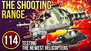War Thunder: The Shooting Range | Episode 114