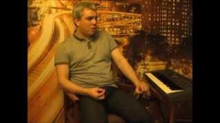 Сидоров Эдуард уроки вокала высокие ноты прикрытие нот ч1