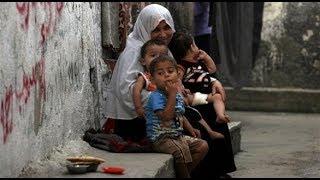 مصر العربية   الفقر يضرب قطاع غزة