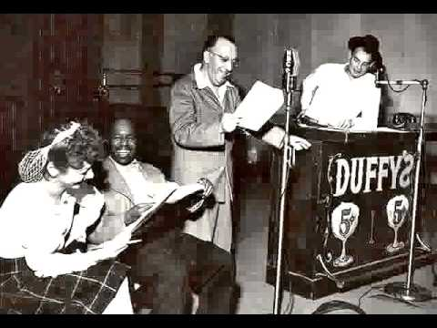 Duffy's Tavern radio show 7/25/43 Susan Hayward and Frank Bu
