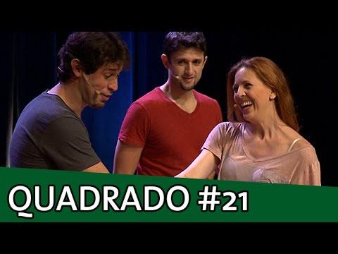 IMPROVÁVEL - QUADRADO IMPROVÁVEL #21