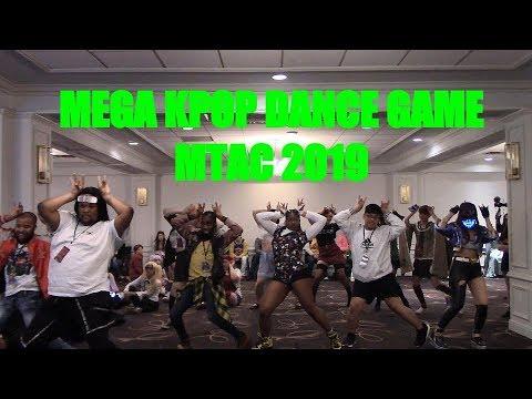 MEGA KPOP DANCE GAME MTAC 2019 Lunar