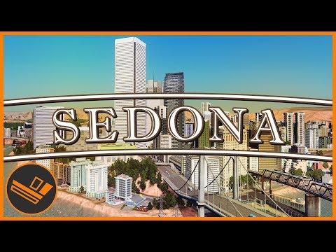 Sedona - Part 47 | SKYSCRAPERS (Cities: Skylines)