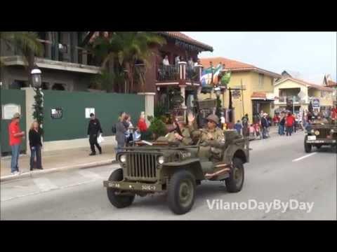 Saint Augustine Christmas Parade - 2014