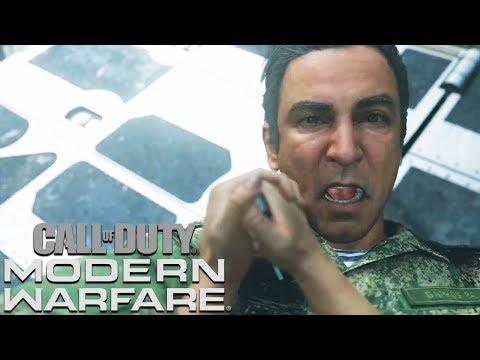 Farah Kills Barkov - Call of Duty MODERN WARFARE 2019