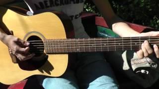 Palm Muting - Guitar Tutorial Lesson