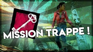 MISSION TRAPPE LE GRAND RETOUR - DEAD BY DAYLIGHT
