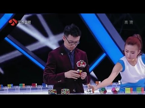 Super Brain 2015 - China vs Japan